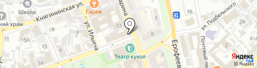 TOPGUN на карте Владимира