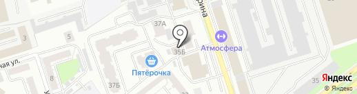 Визовый центр на карте Владимира