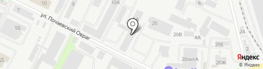 На Крючке на карте Владимира