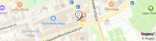 Фотомастерская на карте Владимира