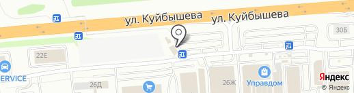 Усадьба на карте Владимира