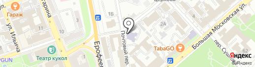 Академия вкуса на карте Владимира