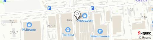 Столярыч на карте Владимира
