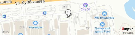 Grand Line на карте Владимира