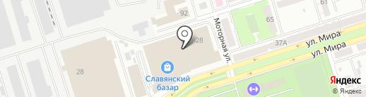 Сон33.рф на карте Владимира