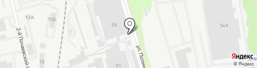 Континент на карте Владимира
