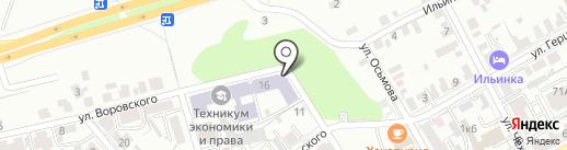 Платежный терминал, Мособлбанк, ПАО на карте Владимира