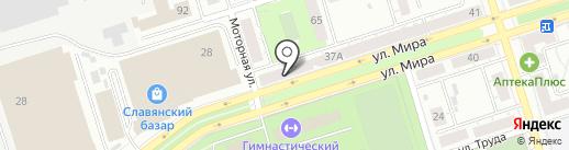 Электро Стиль на карте Владимира