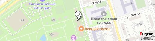 Ассоциация экспертов и оценщиков на карте Владимира