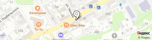 ЛаВка на карте Владимира