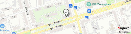 Модный дом на карте Владимира
