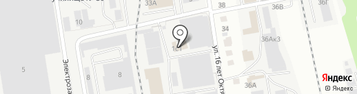 Оптово-розничная компания на карте Владимира