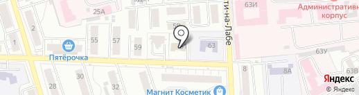 Western Union на карте Владимира