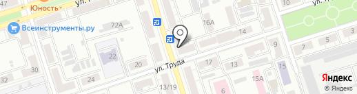 Смартфуд на карте Владимира