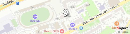 StarLook на карте Владимира