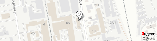 DPD на карте Владимира