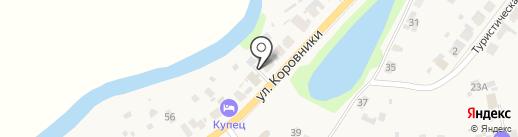 Гостевой дом 44 на карте Суздаля