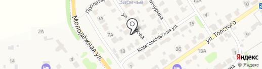 Александров дом на карте Суздаля