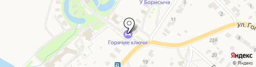 HELIOPARK HOTELS & RESORTS на карте Суздаля