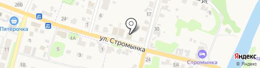 Nadezhda на карте Суздаля