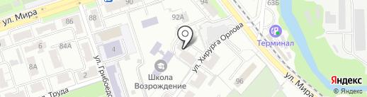Хирурга Орлова, 2-Б, ТСЖ на карте Владимира