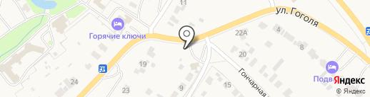 Suzdalyanochka на карте Суздаля