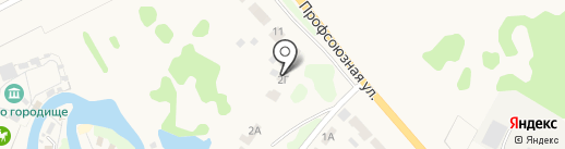 Лепёшиных на карте Суздаля