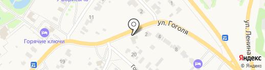 Магазин автозапчастей на карте Суздаля