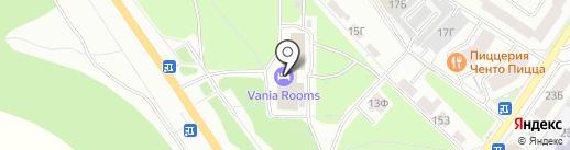 Vania Rooms на карте Владимира