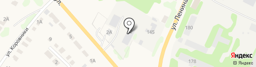 НБУ Благоустройство на карте Суздаля