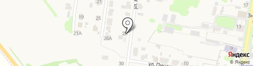 У Андрея на карте Суздаля