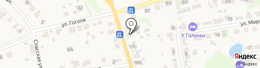 Литейщика Никуличева на карте Суздаля