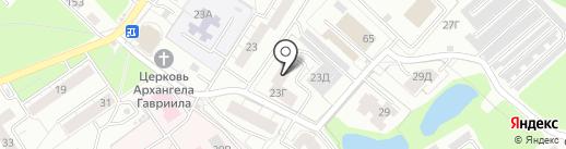 Мое жилье, ТСЖ на карте Владимира