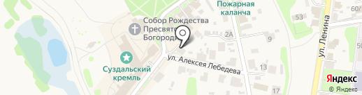 МорозСервис на карте Суздаля