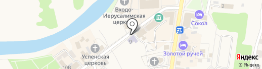 Детская школа искусств им. Фирсовой В.М. на карте Суздаля