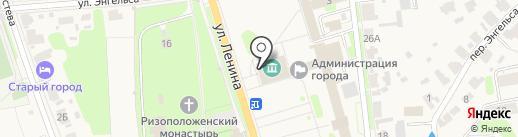 Центр культуры и досуга г. Суздаля на карте Суздаля