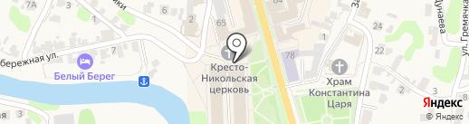 ВладСуздаль Гид на карте Суздаля