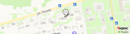 Суздальский Сувенир на карте Суздаля