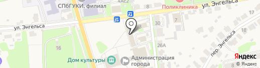 Банкомат, АКБ Московский Индустриальный Банк на карте Суздаля