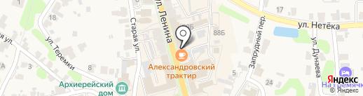 Юридическая фирма на карте Суздаля