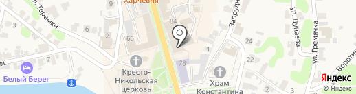 Аптека на карте Суздаля