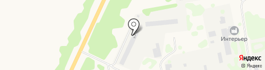 Служба заказа пассажирского легкового транспорта на карте Суздаля