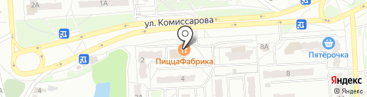 Glamour на карте Владимира