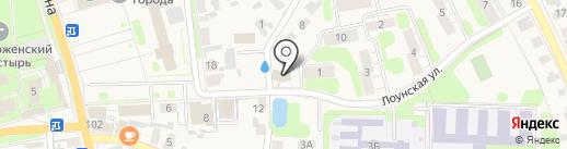 Банкомат, Сбербанк, ПАО на карте Суздаля