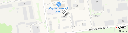 Строй дом на карте Суздаля