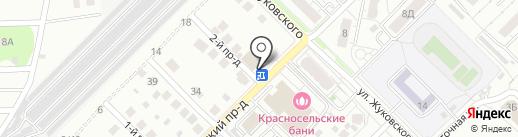 Диона на карте Владимира
