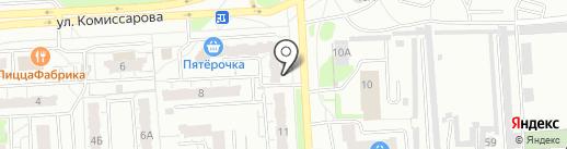 Ло`Шарик на карте Владимира