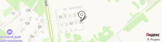 Классика на карте Суздаля