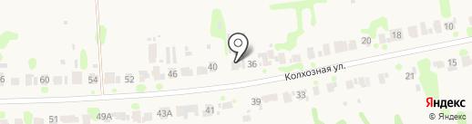 Мир фиалок на карте Суздаля