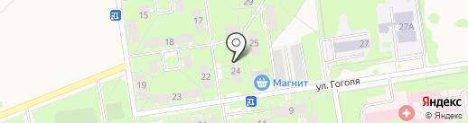 Комфорт33 на карте Суздаля